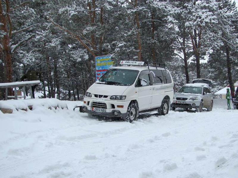 Taxi services to the Karakol ski resort